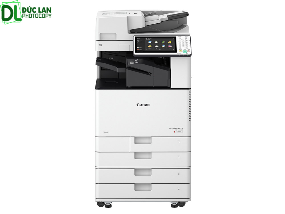Dòng máy photocopy Canon tại Đức Lan