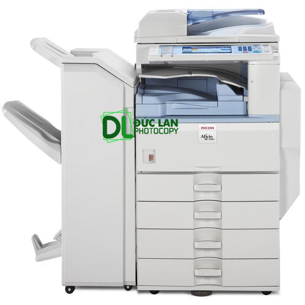 Những dòng máy photocopy phổ biến tại Photocopy Đức Lan