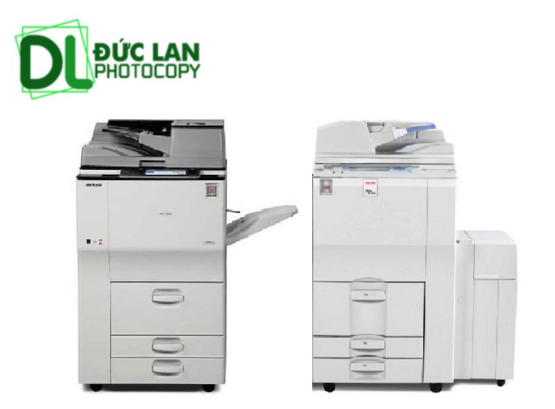 Các dòng máy photocopy Ricoh