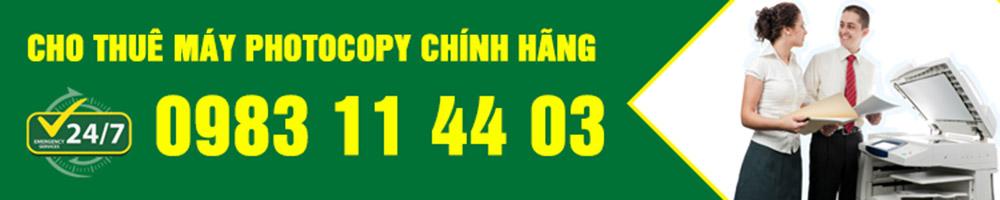 Liên hệ đơn vị cho thuê máy photocopy tại Quận Tân Phú Photocopy Đức Lan