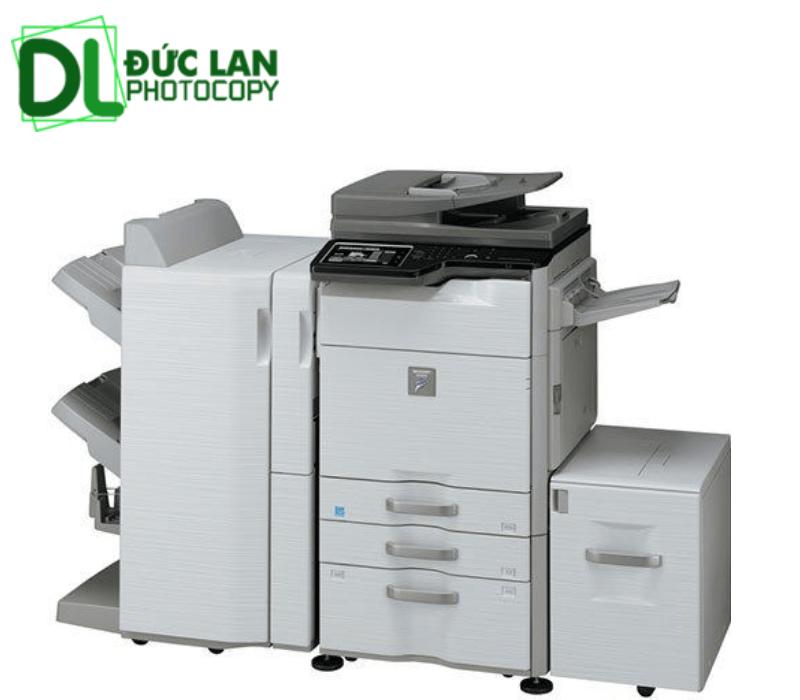 Máy photocopy SHARP MX - M 464N