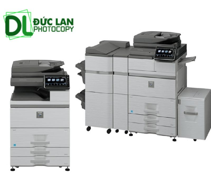 Máy photocopy SHARP MX - M 654