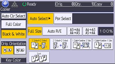 hướng dẫn in 2 mặt máy photocopy ricoh 1