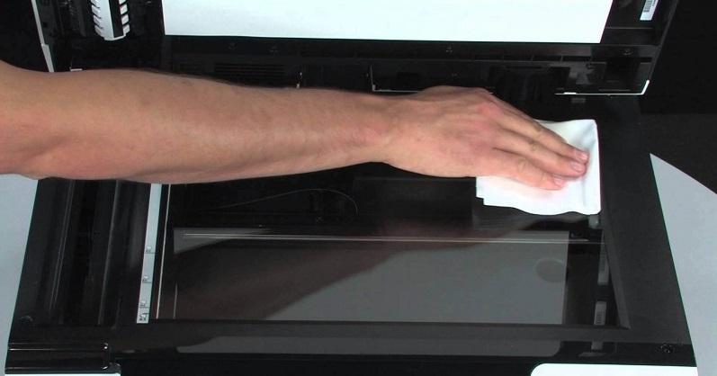 cách vệ sinh máy photocopy ricoh 1.1
