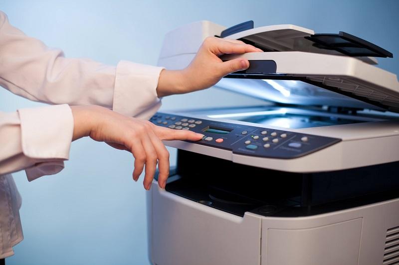 cách vệ sinh máy photocopy ricoh 3