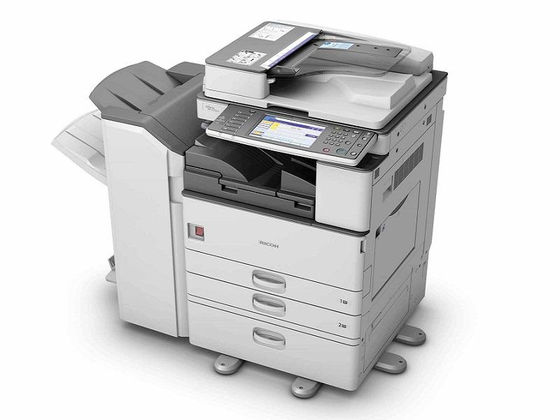 Hướng dẫn cách in 2 mặt máy photocopy ricoh 2075