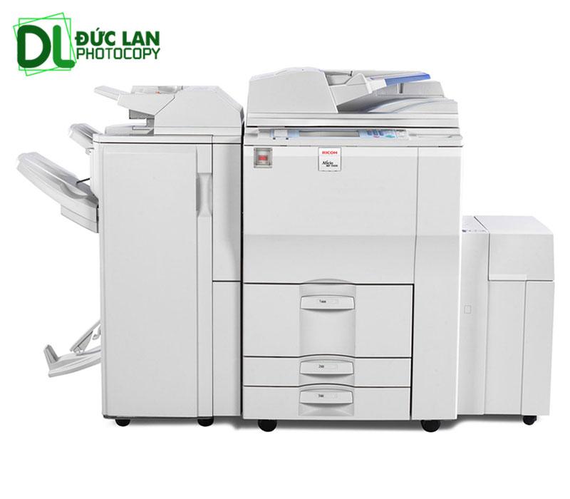 Thuê máy photocopy giúp chúng ta tiết kiệm chi phí ban đầu so với mua máy