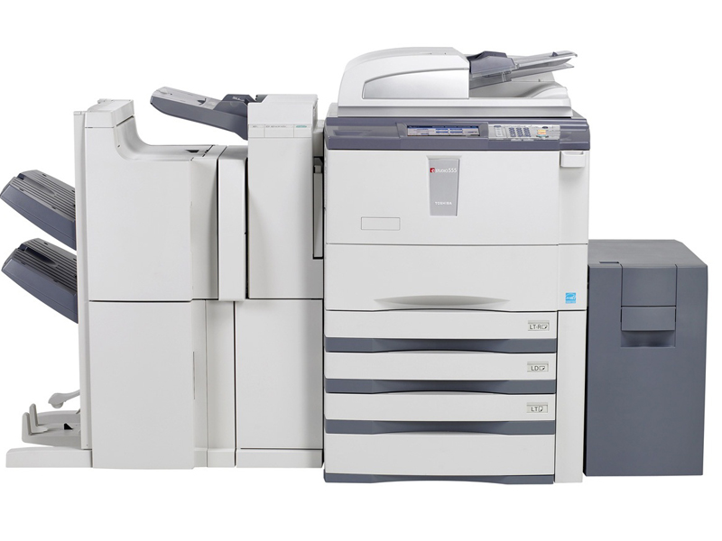 Các lỗi cơ bản thường gặp phải và cách xử lý khi sử dụng máy Photocopy Toshiba