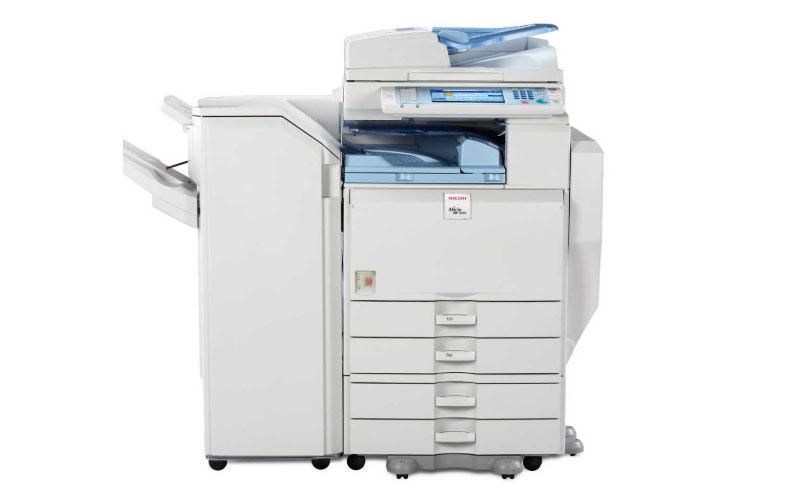 Hiện nay máy photocopy cũng có thể thực hiện chức năng scan