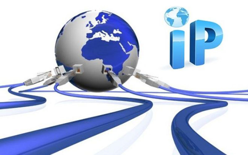 IP là địa chỉ giao thức trên internet