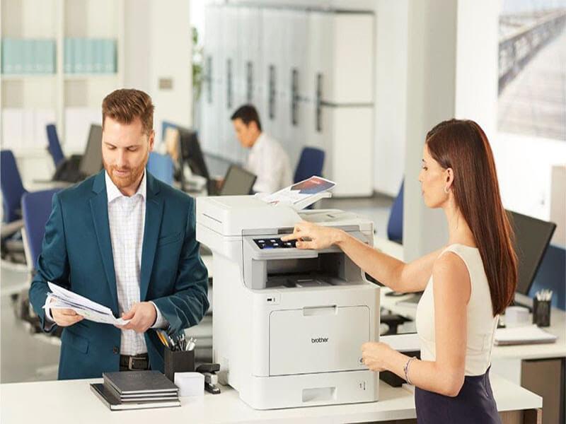 Máy photocopy là thiết bị được sử dụng ở hầu hết các văn phòng