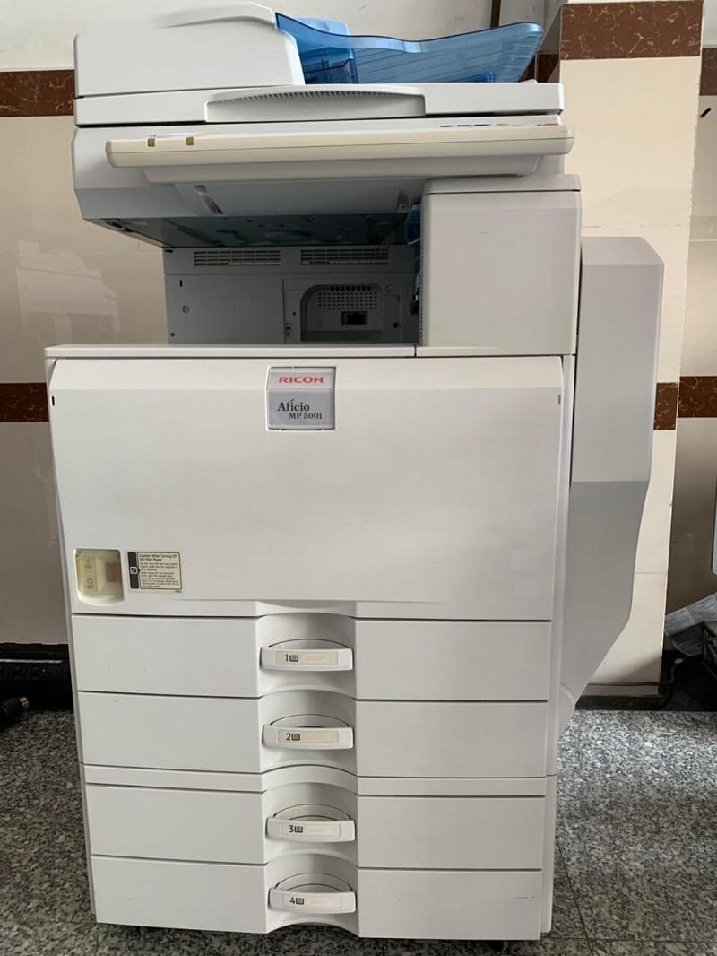 Một chiếc máy photocopy đa năng có giá từ vài chục đến cả trăm triệu đồng