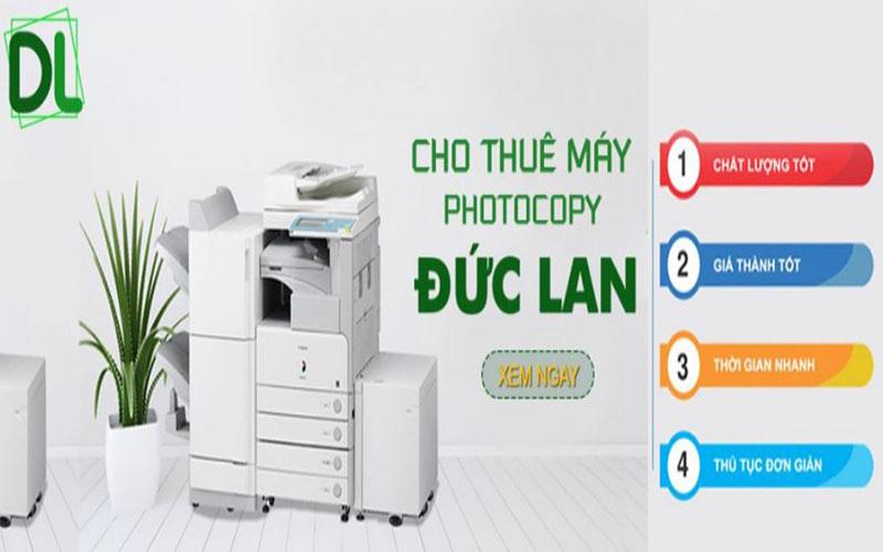Photocopy Đức Lan đơn vị bán và cho thuê máy photocopy chuyên nghiệp nhât
