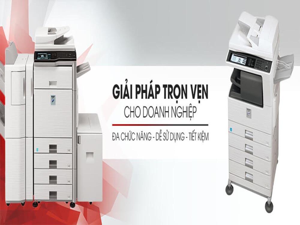 Tại sao bạn không sử dụng dịch vụ cho thuê máy photocopy