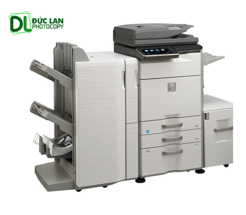 Máy Photocopy Sharp MX – M564N