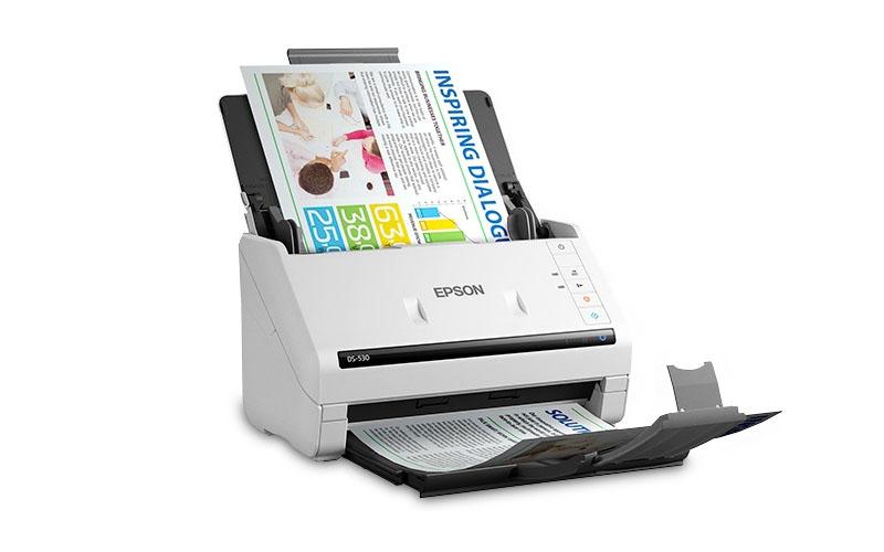 Máy quét hình nạp giấy