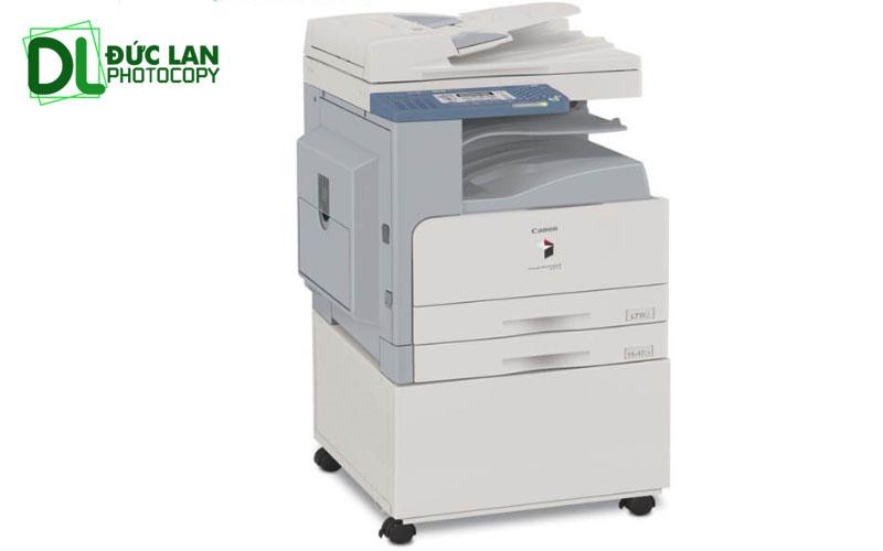 Máy photocopy Canon có thể kết nối với Smartphone