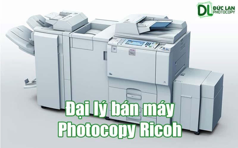 Dòng máy photocopy cao cấp tại Đức Lan