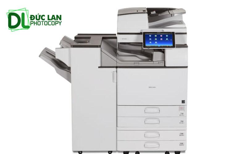 Sử dụng máy photocopy có đa tính năng