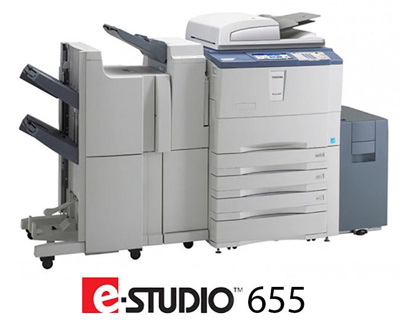 Máy photocopy E - Studio 655