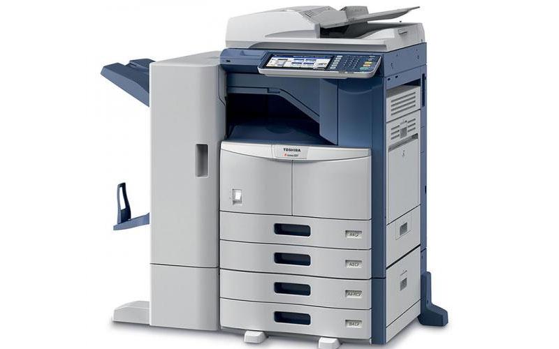 Tổng hợp các lỗi thường gặp trên máy photocopy Toshiba