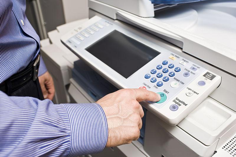 Tác dụng của việc reset máy photocopy Toshiba