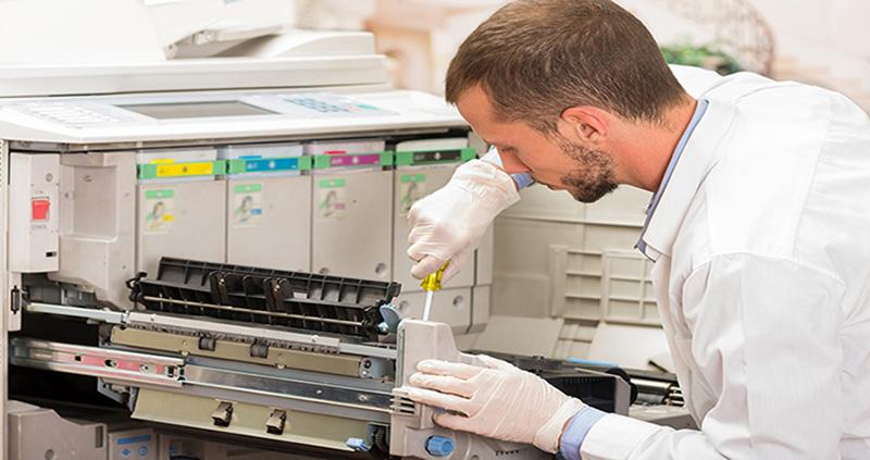 Cách vệ sinh máy photocopy Toshiba hiệu quả, nhanh chóng