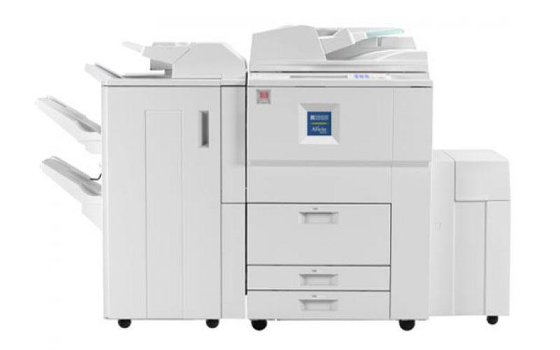 Máy photocopy Ricoh 2075 có tốc độ in ấn cao