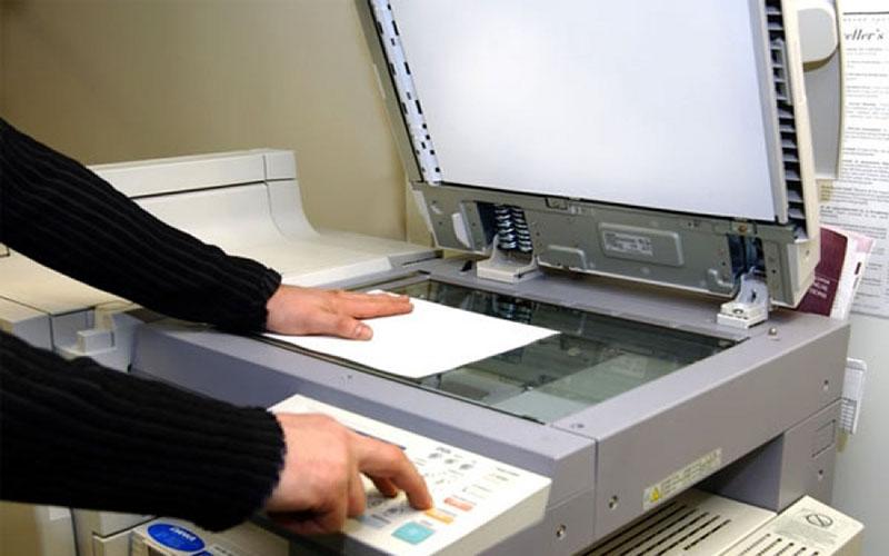 Nguyên lý vận hành máy photocopy Ricoh