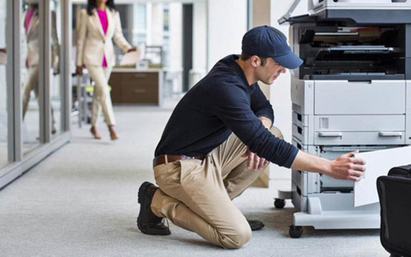 Máy photocopy cần vệ sinh và bảo trì thường xuyên