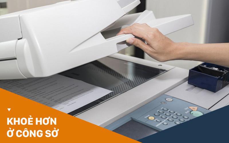 Lợi ích khi đặt máy photocopy cho văn phòng