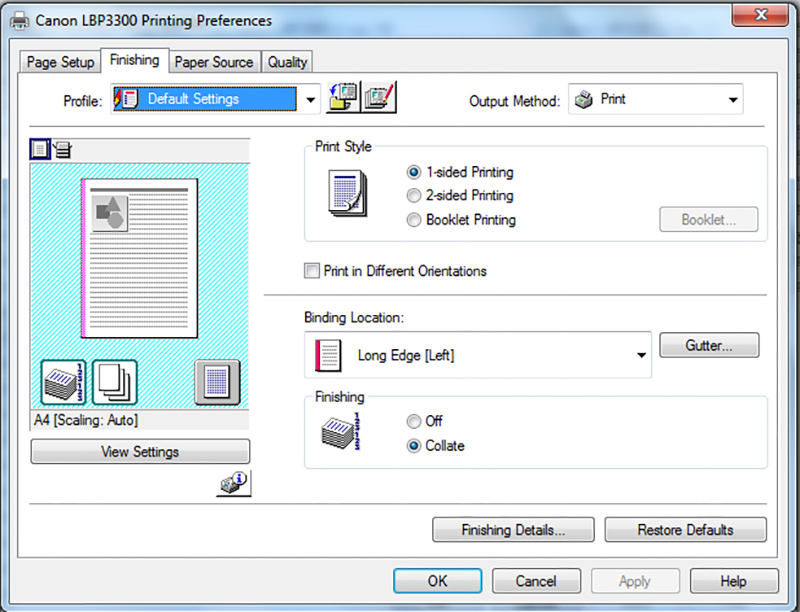 Photo 2 mặt A4 với máy photocopy Toshiba