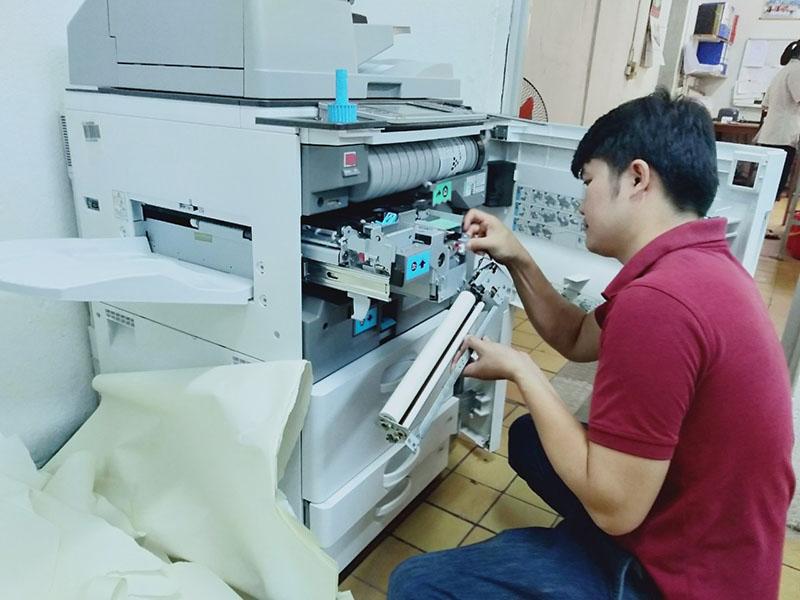 Kiến thức nghề sửa máy photocopy