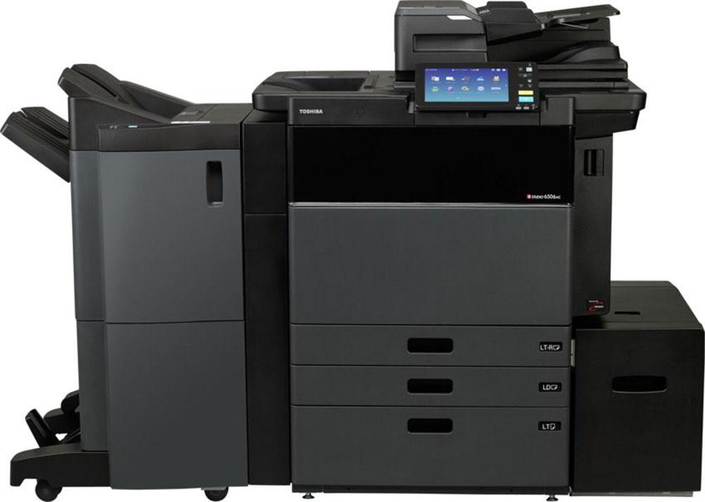 Máy photocopy Toshiba E – Studio 6508A