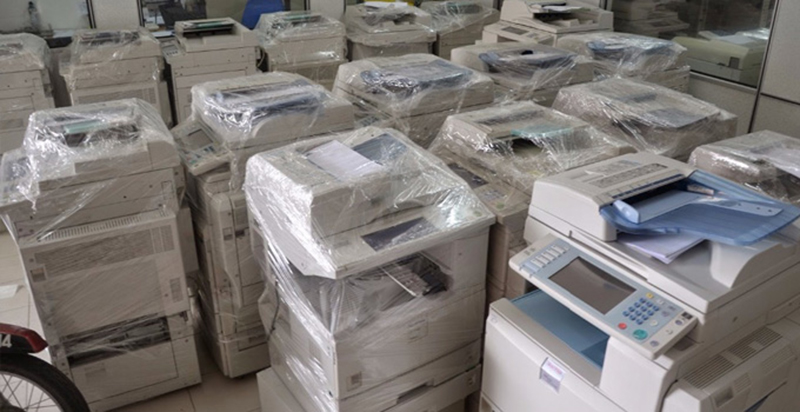 Máy photocopy hàng kho là gì?