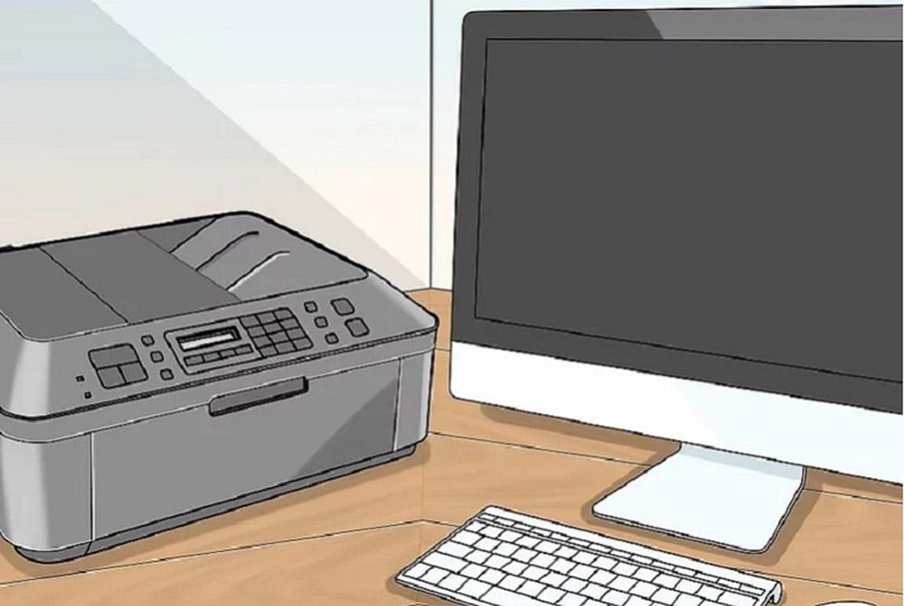 Đa phần máy in cần phải kết nối với máy tính hoặc máy chủ dùng chung