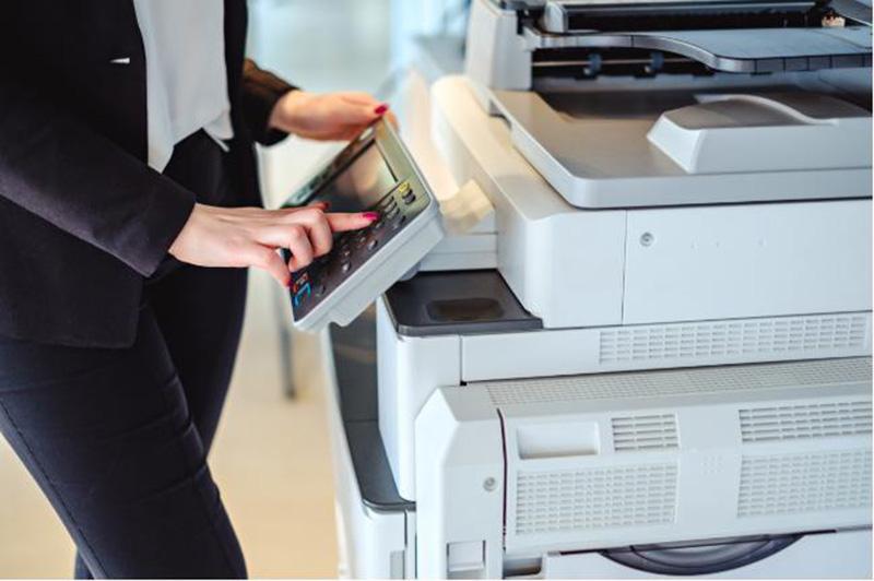 Xác định nhu cầu sử dụng máy photocopy