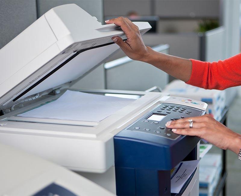 Khắc phục khi máy photocopy bị rò điện