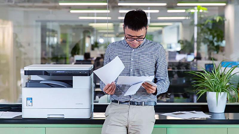 Cách khắc phục lỗi in giấy trắng