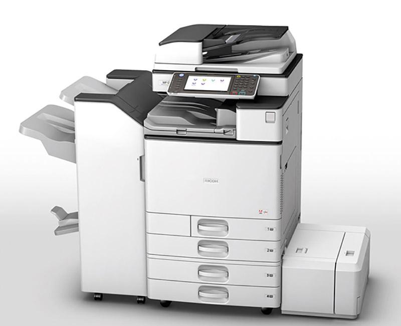 Dòng máy photocopy Ricoh
