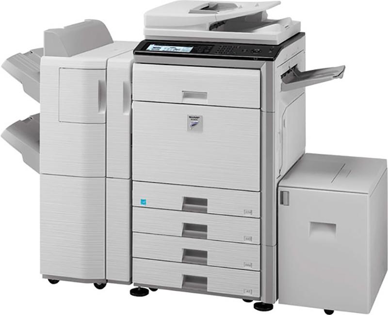 Dòng máy photocopy Sharp