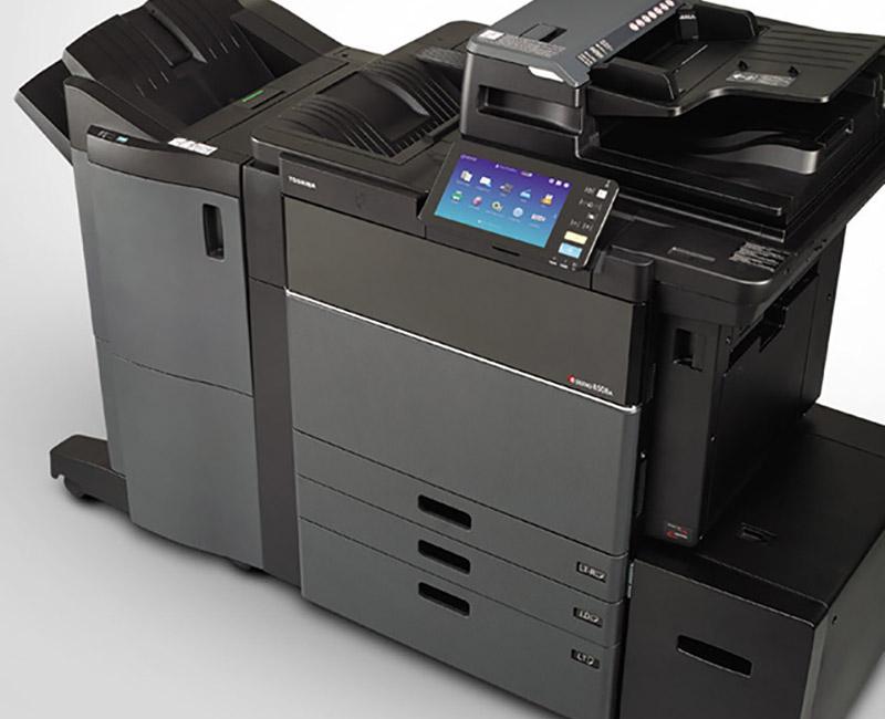 Dòng máy photocopy Toshiba
