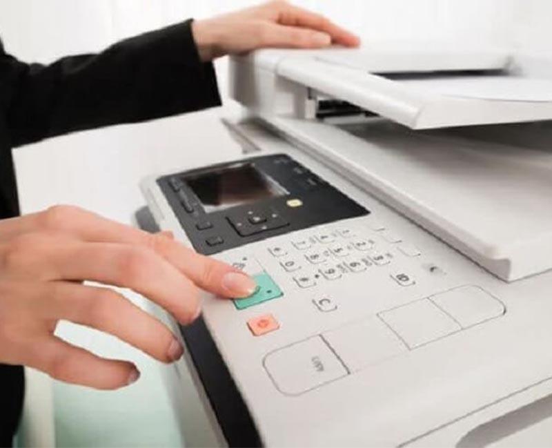 Hướng dẫn cách reset lại máy photocopy Ricoh
