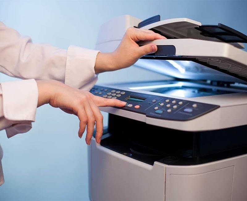 Một số lỗi khác thường hay gặp khi sử dụng máy photocopy