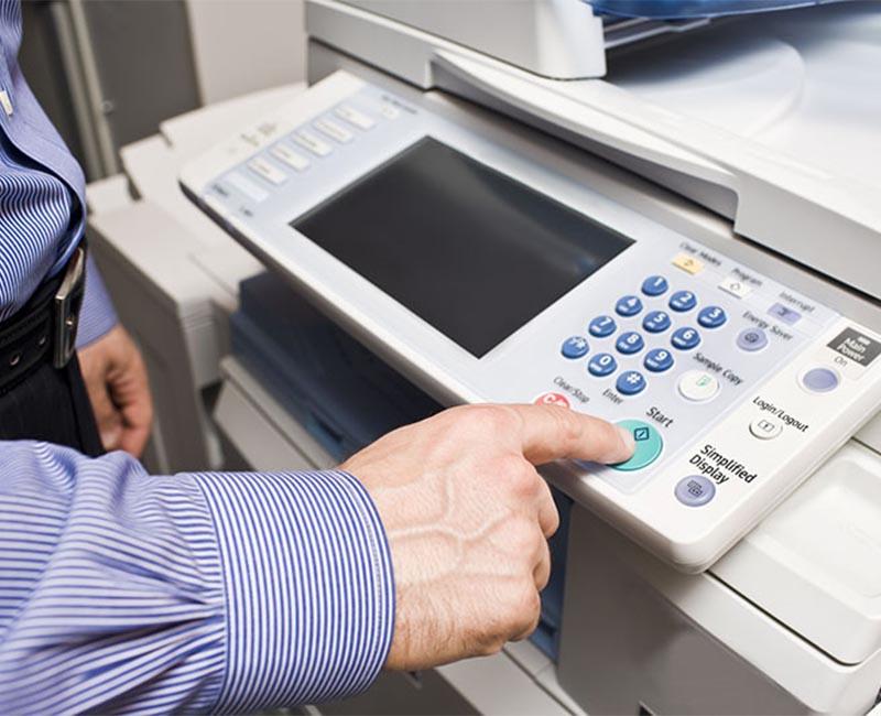 Những điều cần lưu ý khi reset máy photocopy Ricoh