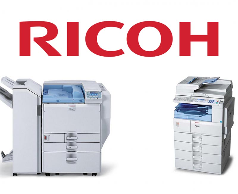 Thương hiệu máy photocopy Ricoh